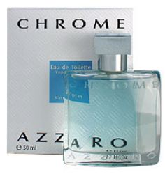 Azzaro Chrome Man EDT 100 ml ЛИЦЕНЗИЯ