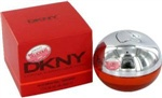 DKNY Be Delicious RED For Woman NEW EDT 125 ML ЛИЦЕНЗИЯ