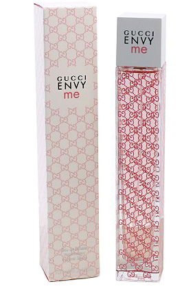 GUCCI ENVY ME For Woman EDT 100 ML ЛИЦЕНЗИЯ