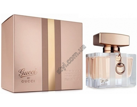 GUCCI BY GUCCI For Woman EDT 75 ML NEW ЛИЦЕНЗИЯ