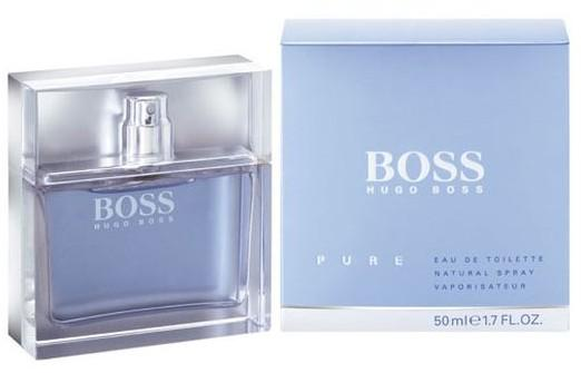 BOSS PURE MEN 100 ml NEW ЛИЦЕНЗИЯ