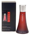 Hugo BOSS Deep Red For Woman EDP 90 ML ЛИЦЕНЗИЯ