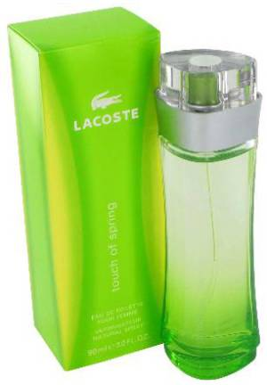 LACOSTE TOUCH OF SPRING For Women EDP 90 ml ЛИЦЕНЗИЯ