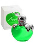 NINA RICCI Nina PLAIN Green Apple For Women EDP 80 ML ЛИЦЕНЗИЯ