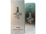 PACO RABANNE 1 MILLION SILVER For Man Edt 100 ml NEW ЛИЦЕНЗИЯ