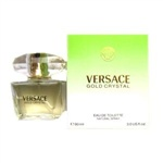 VERSACE GOLD CRYSTAL For Woman EDT 90 ml NEW ЛИЦЕНЗИЯ