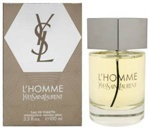 Yves Saint Laurent L' HOMME For Man EDT 125 ML ЛИЦЕНЗИЯ