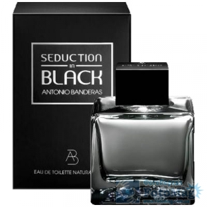 Antonio Banderas Seduction In Black Man EDT 100 ML Лицензия