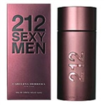 Carolina Herrera - 212 SEXY MEN Лицензия