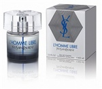 Yves Saint Laurent L'Homme Libre 100 ml new 2011 лицензия