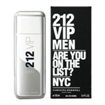 Carolina Herrera 212 Vip Men 100 ml лицензия