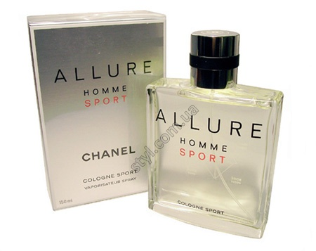 CHANEL Allure Homme Sport EDС 150 ML ЛИЦЕНЗИЯ