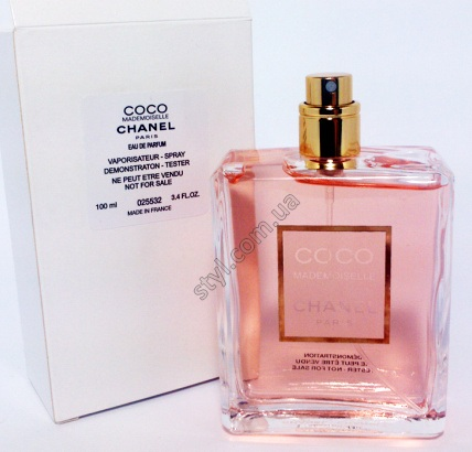 CHANEL COCO Mademoiselle EDP 100ml Woman оригінал тестер