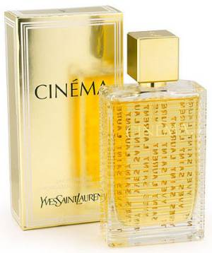Yves Saint Laurent Cinema EDP For Woman 90 ml лицензия - без коробки