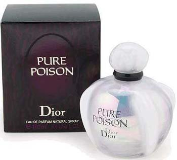 Christian Dior PURE POISON For Woman EDP 100 ML ЛИЦЕНЗИЯ
