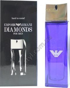 Emporio Armani Diamonds Blue edt 100 ml лицензия