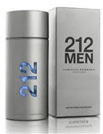 CAROLINA HERRERA 212 For Man EDT 100 ML ЛИЦЕНЗИЯ