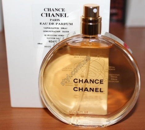 CHANEL CHANCE For Woman EDP 100 ML тестер оригинал