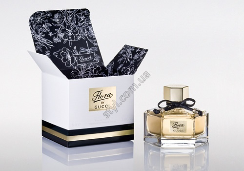 Gucci flora by gucci edp 75 ml лицензия