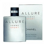 CHANEL Allure Sport Homme EDT 100 ml tester