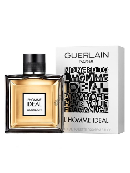 Guerlain L Homme Ideal edt 100 ml лицензия