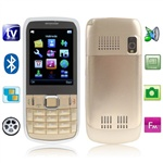 Nokia C6 (Silver), два динамика!, TV Bluetooth FM, две SIM-карты.
