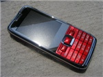 Nokia E71 Tv mini (Red) Русская клавиатура