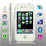 iPhone G5 TV (White)