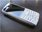 Vertu Ascent F80 (Silver) Русская клавиатура