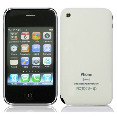 iPhone i9XXX (White)