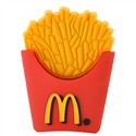 2GB Rubber McDonald Fries Design USB Flash Drive Flash Memory U Disk
