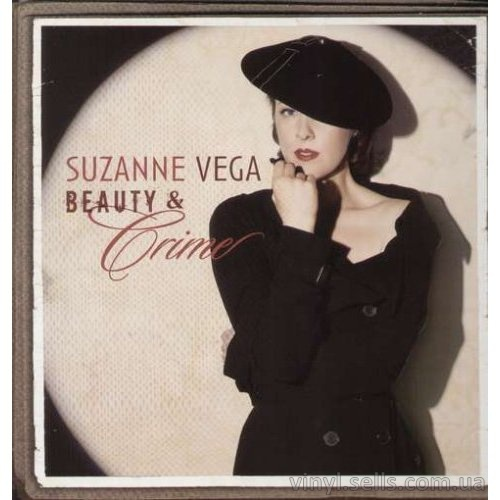 SUZANNE VEGA  Beauty & Crime