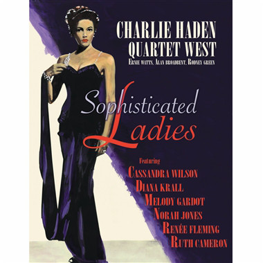 Charlie Haden & Quartet    Sophisticated Ladies