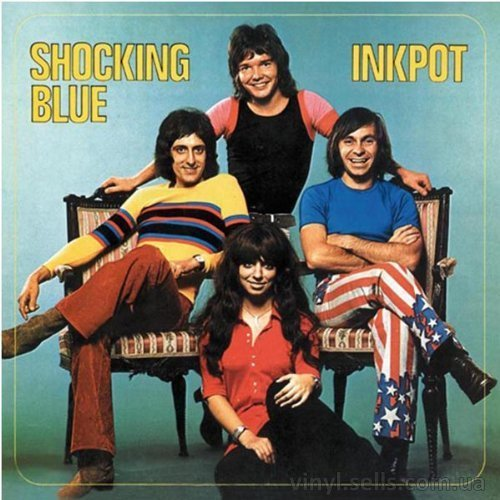 SHOCKING BLUE INKPOT