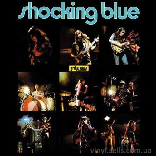 SHOCKING BLUE  3RD