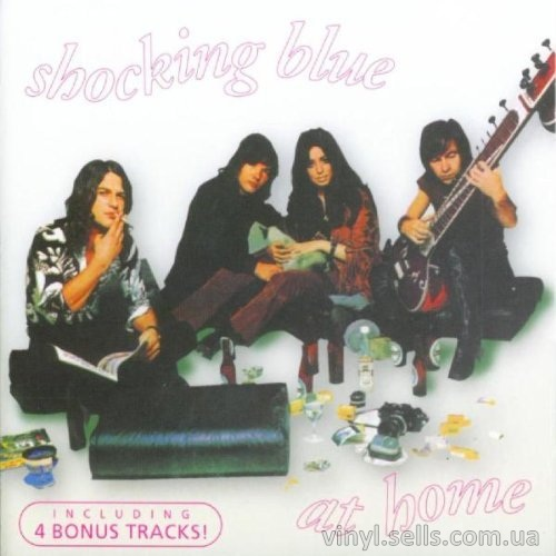SHOCKING BLUE AT HOME