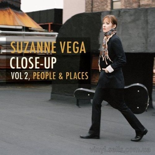 Suzanne Vega Close Up Vol.2: People & Places