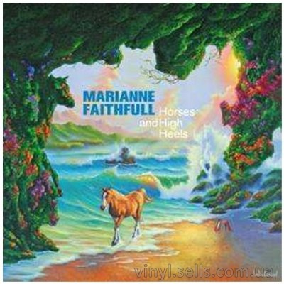 Marianne Faithfull  Horses and High Heels