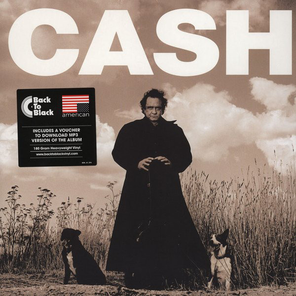 Johnny Cash American Recordings 1