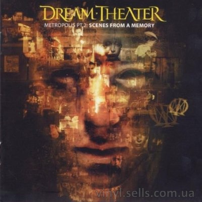 Dream Theater Metropolis Part 2-Scenes from a Memory
