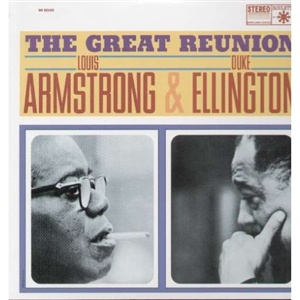Duke Ellington and Louis Armstrong  The Great Reunion