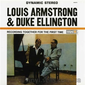 Duke Ellington, Louis Armstrong  RECORDED TOGETHER