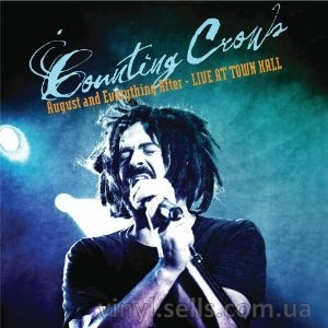 Counting Crows August & Everything: Live
