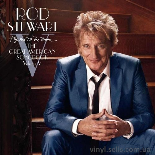 Rod Stewart  FLY ME TO THE MOON