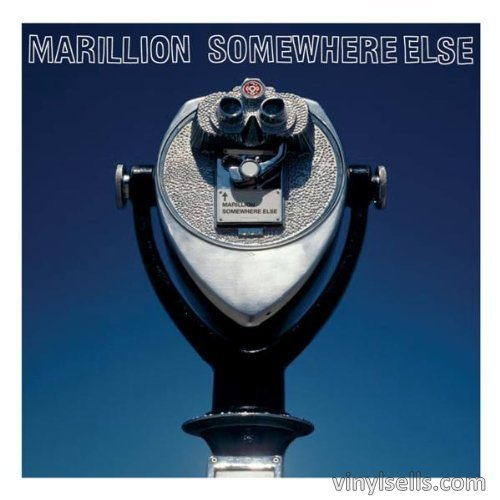 Marillion Somewhere Else