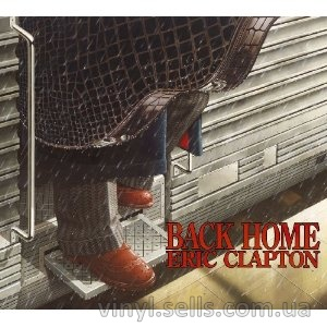 Eric Clapton Back Home