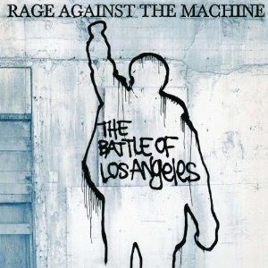 RAGE AGAINST THE MACHINE Battle of Los Angeles