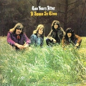 TEN YEARS AFTER A Space In Time -Hq-