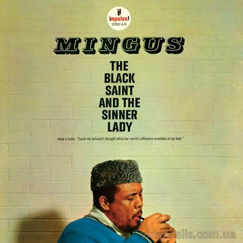 Charles Mingus  Black Saint & the Sinner Lady