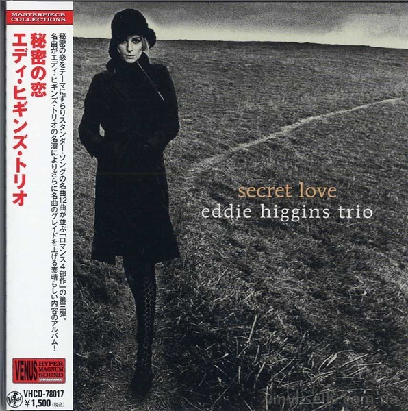 Higgins, Eddie -Trio-Secret Love